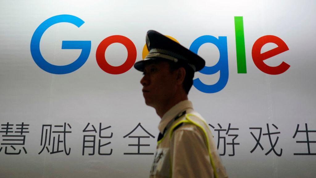 Google desarrolla su sistema de búsqueda censurada para China a través de un sitio web de su propiedad - google-china-logo