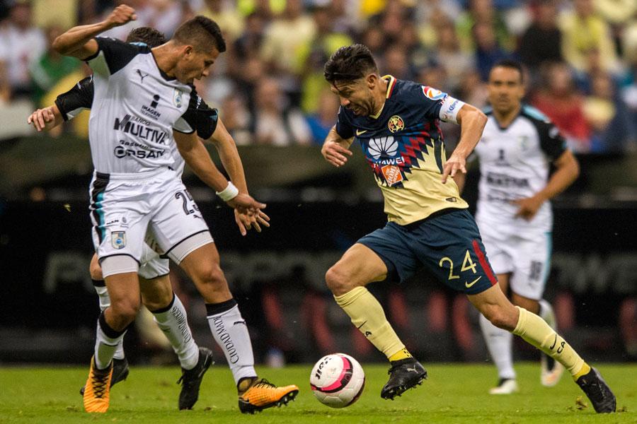 América vs Querétaro: Horario y en qué canal verlo este 18 de agosto - horario-america-vs-queretaro-18-agosto-2018