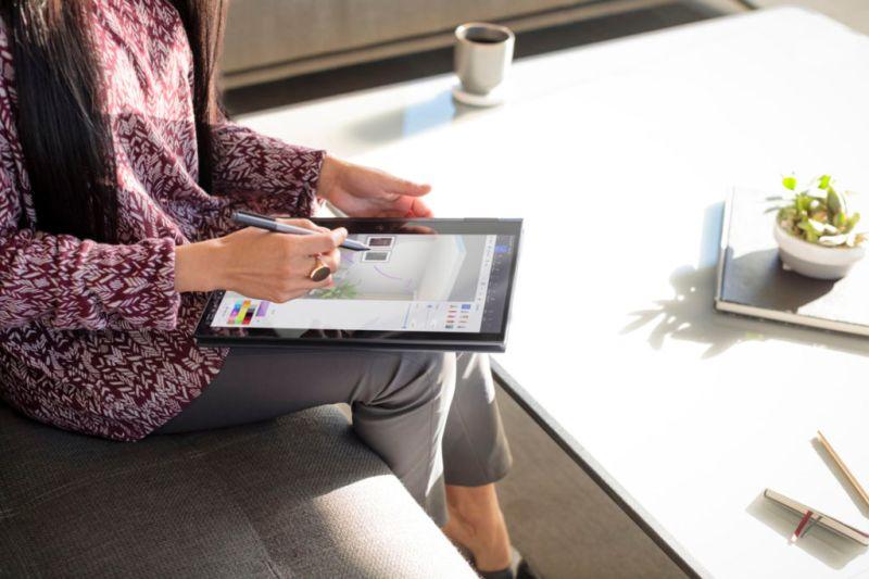 HP presenta su nueva laptop Envy x360 en exclusiva por Mercado Libre