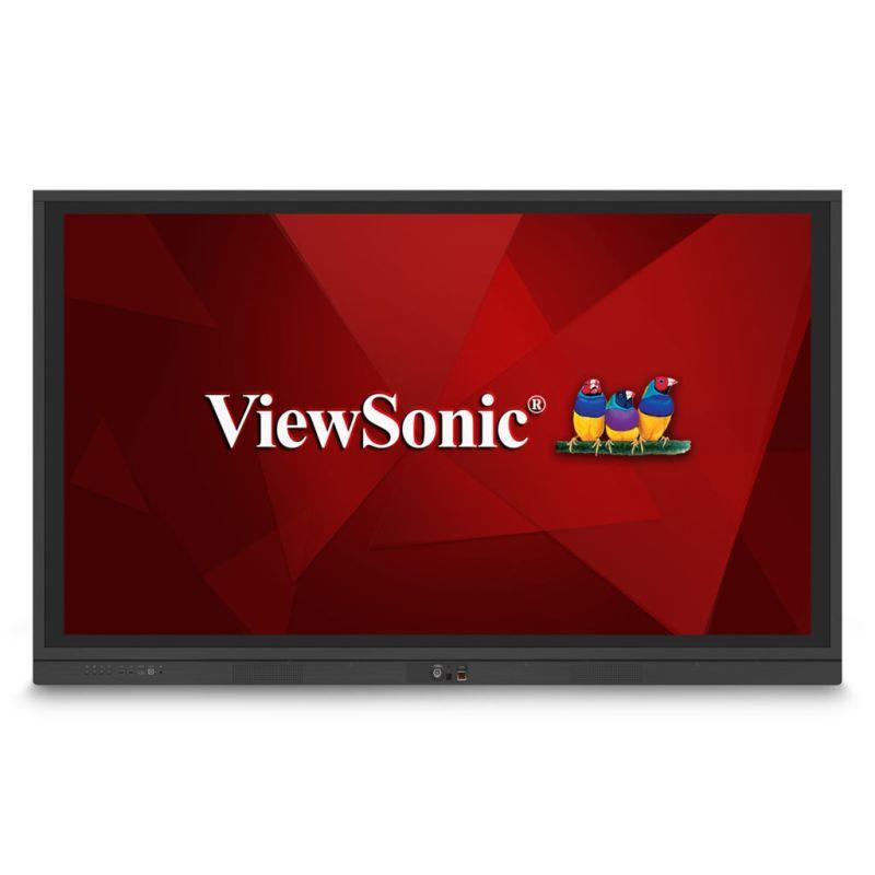Nuevos displays interactivos ViewBoard UHD 4K de ViewSonic - ifp7560_front_hires-800x800