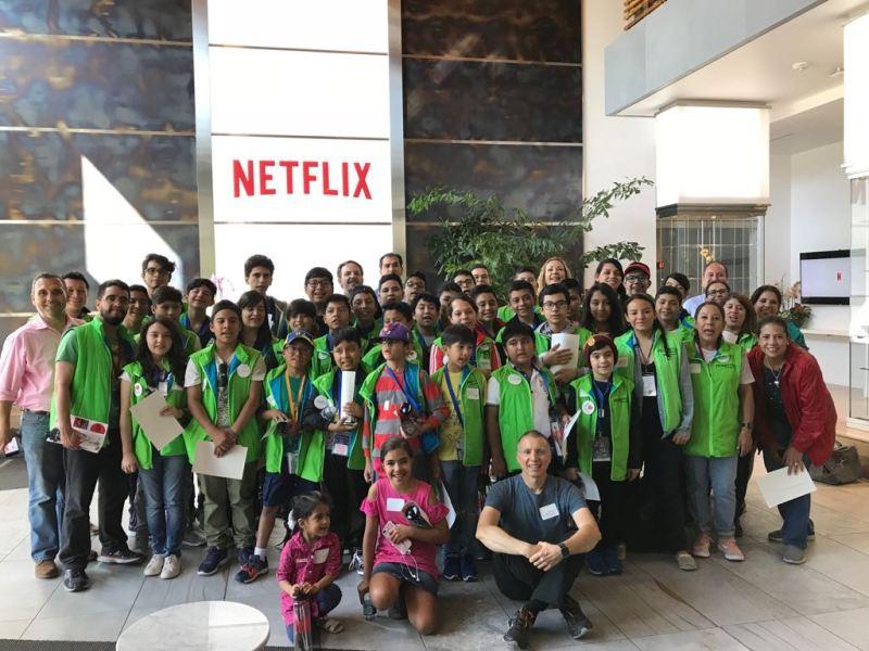 Niñas y niños viajaron a Silicon Valley para expandir sus conocimientos en ciencia, tecnología y robótica - nincc83os-viajaron-a-silicon-valley_2-1-800x600