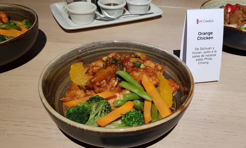 Asia Bowls, los nuevos platillos con los auténticos sabores de Asia ¡que tienes que probar! - orange-chicken-800x483