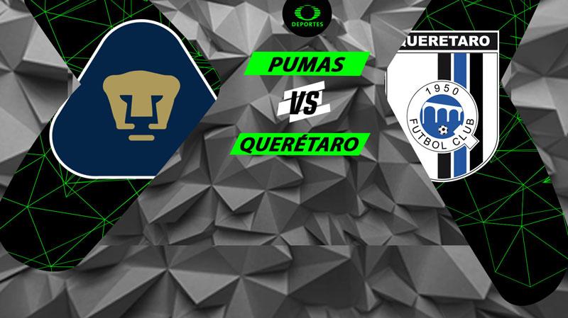 Pumas vs Querétaro, J6 de la Liga MX A2018 ¡En vivo por internet! - pumas-contra-queretaro-liga-mx-a2018