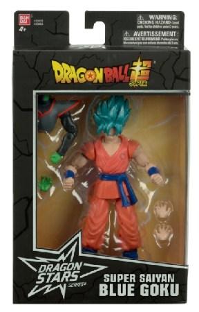 Figuras ultra detalladas Dragon Ball Stars de Bandai ¡ya disponibles en México! - super-saiyan-blue-goku