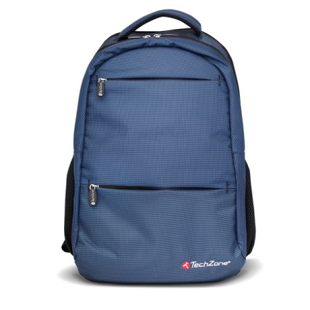 Backpack Warrior techzone lanza nuevas backpacks repelentes al agua - tz18lbp01-azul