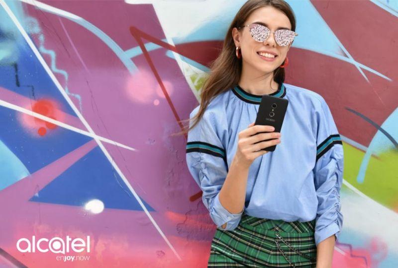 Los smartphone Alcatel 1 y Alcatel 1X recibirán la actualización para operar el servicio VoLTE - alcatel-serie1-800x540