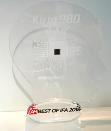 HUAWEI AI Cube, el Kirin 980 y HUAWEI Locator reciben importantes premios durante IFA 2018 - android-headlines-kirin-980-381x450