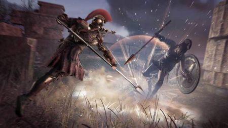 Tráiler de lanzamiento del juego Assassin's Creed Odyssey