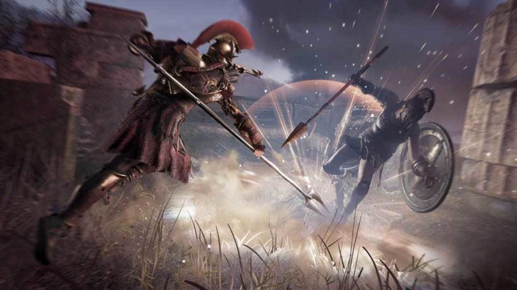 Tráiler de lanzamiento del juego Assassin's Creed Odyssey - assassins-creed-odyssey