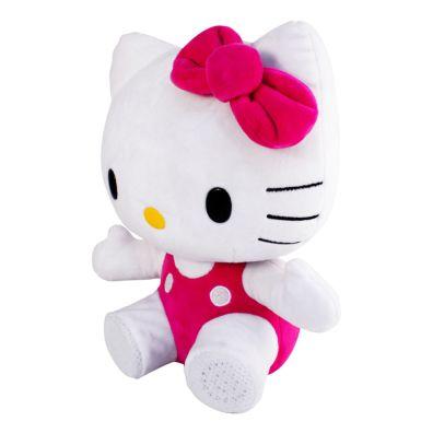 Ginga lanza bocina inalámbrica de peluche de Hello Kitty - bocina-inalambrica-de-hello-kitty