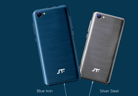 STF mobile lanza Aura y Aura Plus con sistema operativo Android GO - colores-aura