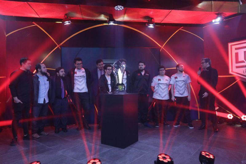 Infinity eSports clasifica para el Mundial de League of Legends 2018 - copa-800x534