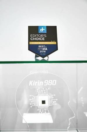 HUAWEI AI Cube, el Kirin 980 y HUAWEI Locator reciben importantes premios durante IFA 2018 - digital-trends-kirin-980-298x450