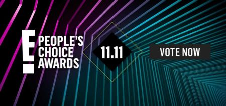 Inicia la fase votaciones al galardón: E! People's Choice Awards