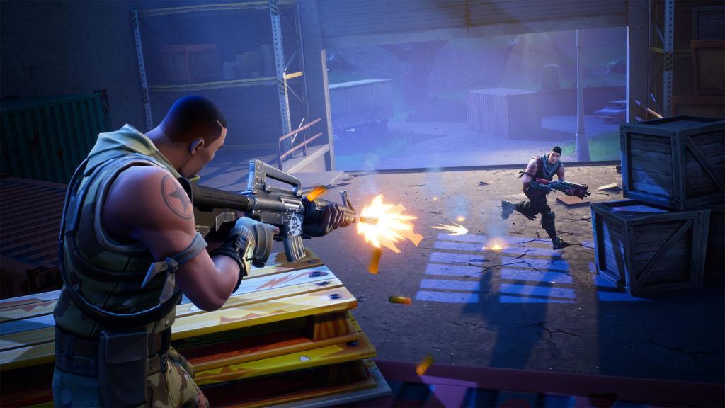 Fornite y otros juegos en línea son motivadores de divorcios en el Reino Unido, según reporte - fortnite-shooting