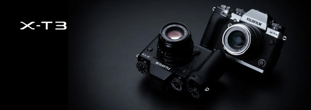 Nueva Fujifilm X-T3: la primera cámara mirrorless que graba vídeos en 4K - fujifilm-x-t3