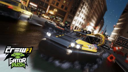 """""""Gator Rush"""", la nueva actualización de The Crew 2 ¡ya disponible!"""