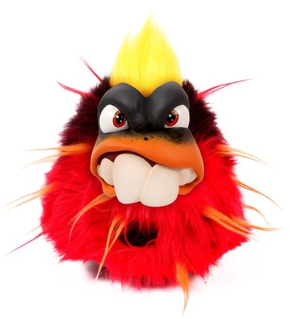 La primera anti-mascota virtual ha llegado ¡Los GRUMBLIES! - grumblies_scorch-410x450
