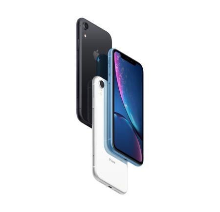 AT&T México anuncia preventa de los nuevos iPhone XS y iPhone XS Max - iphonexr-black-white-blue-450x433