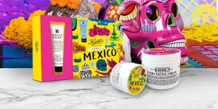 Kiehl's celebra la riqueza artesanal Mexicana con una edición limitada: Kiehl's Loves México 2018