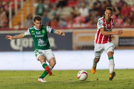 Necaxa vs León, Octavos de Copa MX A2018 ¡En vivo por internet!