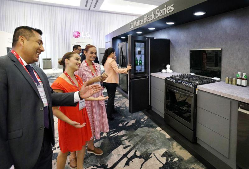 LG presentó en InnoFest Latinoamérica 2018 su línea inteligente ThinQ AI - lg-innofest-latam-01-800x544
