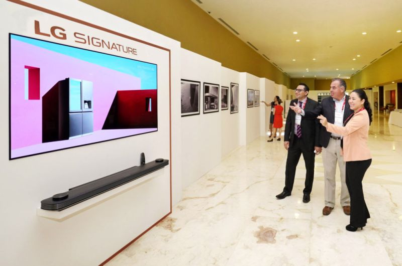 LG presentó en InnoFest Latinoamérica 2018 su línea inteligente ThinQ AI - lg-innofest-latam-02-800x530