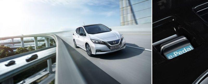 El nuevo Nissan LEAF llega a México con la avanzada tecnología e-Pedal - nissan-leaf-llega-a-mexico-con-la-tecnologia-e-pedal-800x323