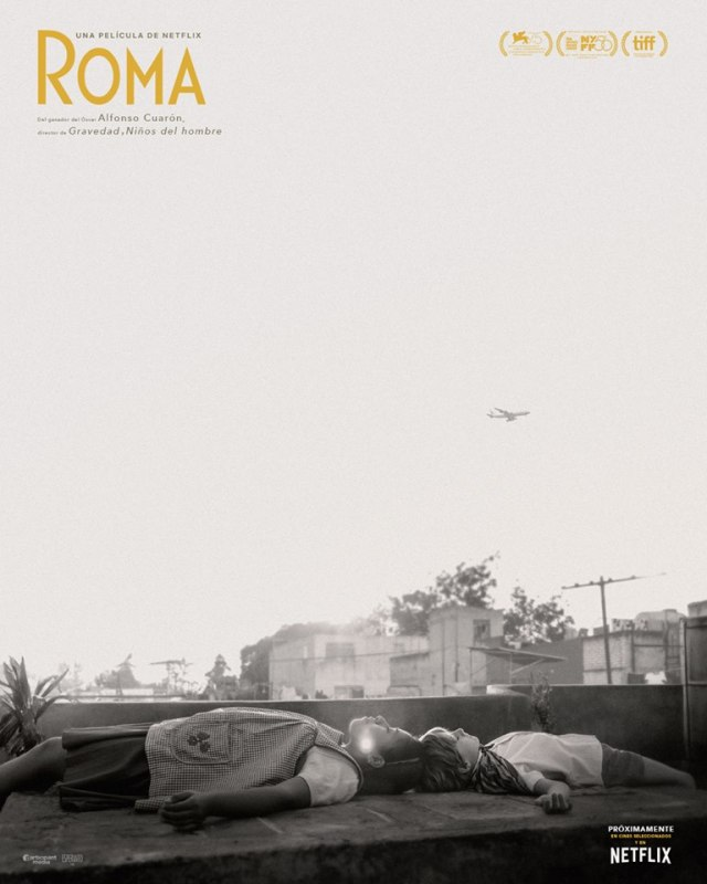 ROMA se convierte en la primera película mexicana en ganar el León de Oro - roma-640x800