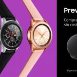 El Samsung Galaxy Watch llega a México ¡Preventa especial!
