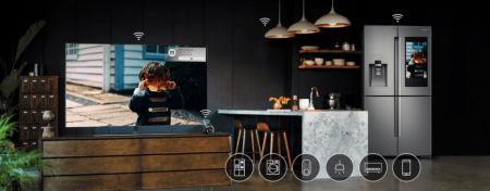 Smart Living, la línea premium de Samsung para concebir un hogar inteligente
