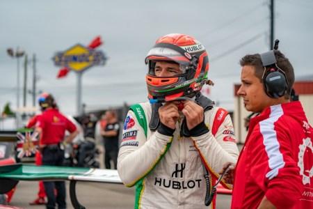 Martín Fuentes, piloto mexicano gana el campeonato Pirelli World Challenge 2018