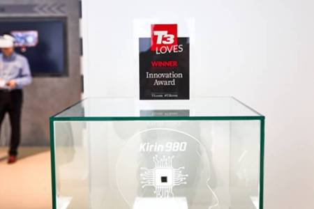 HUAWEI AI Cube, el Kirin 980 y HUAWEI Locator reciben importantes premios durante IFA 2018 - t3-otorgo-a-huawei-el-premio-a-la-innovacion-kirin-980-450x300