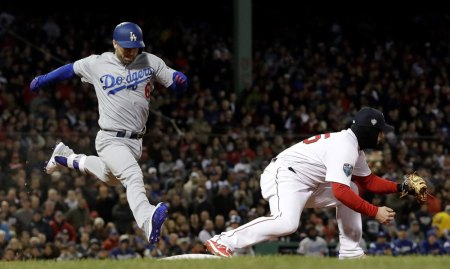 Boston vs Dodgers: Juego 3 Serie Mundial 2018 MLB ¡En vivo por internet!