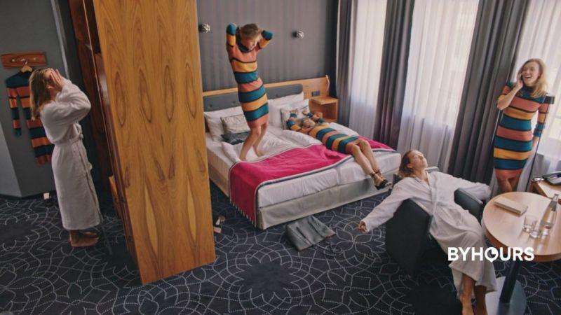 Ahora el hospedaje en México, se paga solo por lo que se consume - byhours-800x450