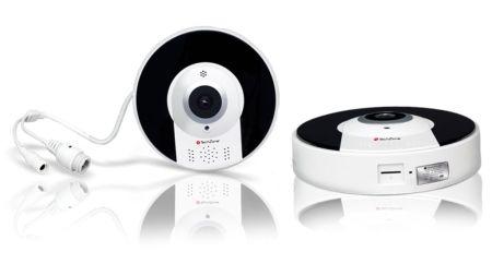 Nueva cámara con visión de 360 grados de TechZone - camara-de-seguridad-ip-techzone