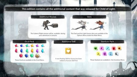 Child of Light, ya está disponible para consolas Nintendo Switch - child-of-light_1