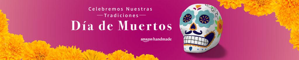 Amazon lanza tiendas especiales de Halloween y día de Muertos - diamuertos