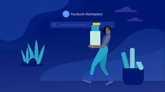 Facebook Marketplace cumple dos años y lanza nuevas funciones de Inteligencia Artificial - facebook-marketplace