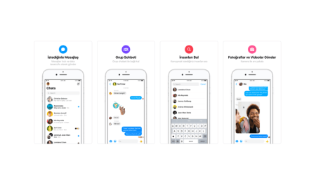 Facebook Messenger Lite también llega a iOS