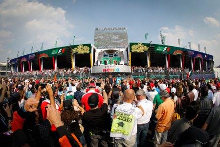 Formula 1 Gran Premio de México 2018 por internet en Escudería Telmex ¡gratis!