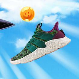 Gohan y Cell en la segunda colección adidas Originals x Dragon Ball Z - gohan-vs-cell-adidas-originals-x-dragon-ball-zpost1