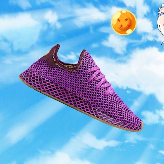 Gohan y Cell en la segunda colección adidas Originals x Dragon Ball Z - gohan-vs-cell-adidas-originals-x-dragon-ball-zpost3