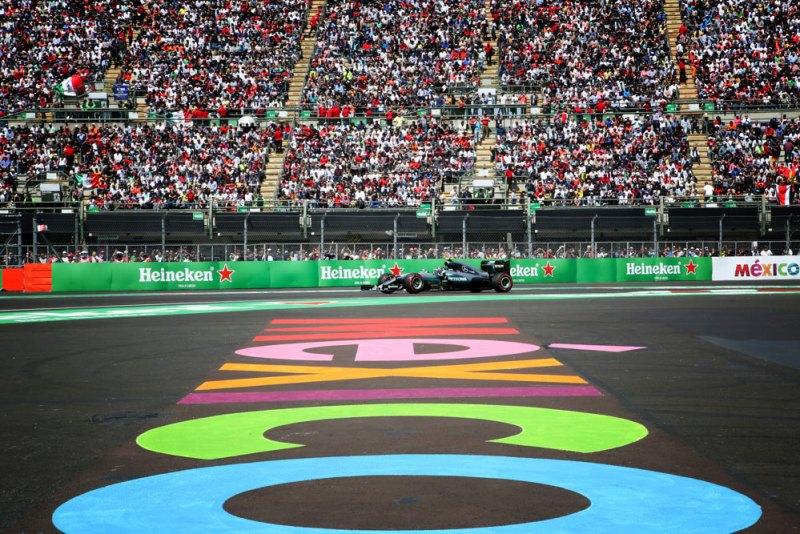 A qué hora es la carrera de Fórmula 1 Gran Premio de México 2018 y cómo verla - gran-premio-de-mexico-2018-horarios