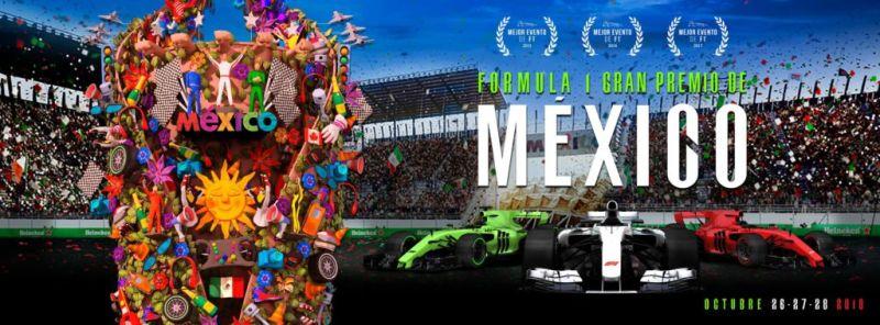 5 recomendaciones si asistes al Gran Premio de México de la Fórmula 1 - gran-premio-de-mexico-de-la-formula-1-800x296