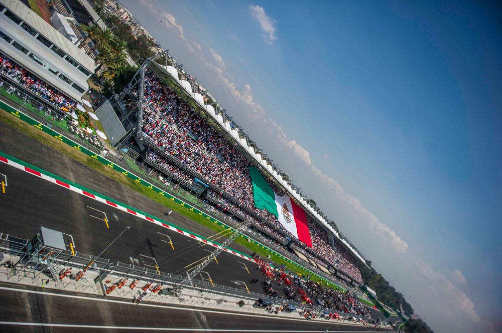 Prácticas del Gran Premio de México 2018 en vivo en tus dispositivos - gran-premio-de-mexico-f1-2018