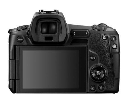 Nueva Canon EOS R, la cámara precursora mirrorless de fotograma completo - hr_eos_r_back_bw