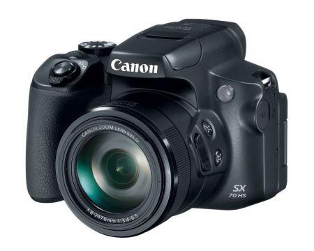 PowerShot SX70 HS, una cámara todo en uno - hr_sx70hs_3q_cl