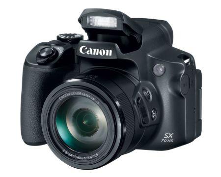 PowerShot SX70 HS, una cámara todo en uno