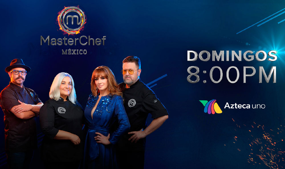 MasterChef México 2018 con transmisión en vivo por internet - masterchef-mexico-2018